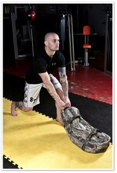Exercise with Sandbags