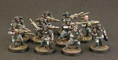imperial guard conscripts - Google Search