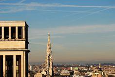 Bruxelles Empire State Building, Travel, Urban Landscape, Brussels, Landscapes, Viajes, Destinations, Traveling, Trips