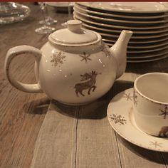 Chalet tableware
