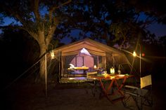 Luxury camping at the Yala National Park, Sri Lanka- @ Wild Trails by Amaya