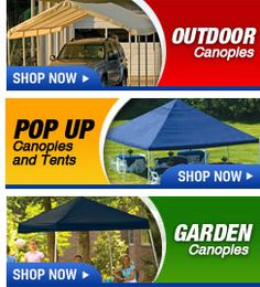 Canopies - Outdoor Canopies - Party Tents - Pop Up Tent - Pop Up Canopy - Car Canopy - 10 x 10 Canopy  sc 1 st  Pinterest & Mike PopUpcanopy (popupcanopynet) on Pinterest