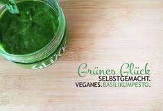 Sommerliebling: Veganes Basilikum-Pesto