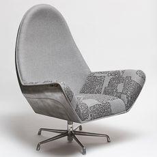 VW Beetle Bonnet Club Club Chair