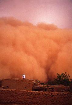 Sandstorm by Keith Smith, via Flickr
