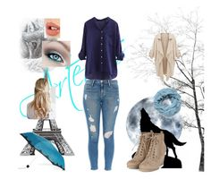 """""""artemis"""" by dary-andree on Polyvore featuring Frame Denim, Fulton and Charlotte Tilbury"""