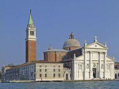 Basilique San Giorgio Maggiore de Venise, Andrea Palladio, 1566
