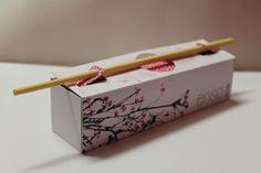 sushi packaging