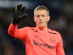 Jordan Pickford: 'Everton must be ambitious'