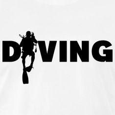 Diving T-Shirts