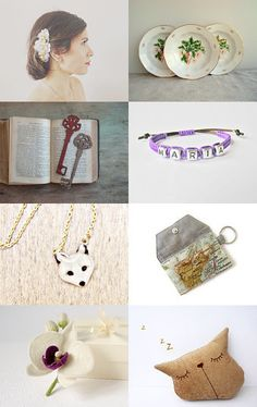 Neutrals  by Elsa on Etsy--Pinned with TreasuryPin.com