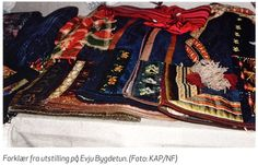 Hello all, today I am returning to Telemark, one of the richest provinces in terms of folk art and costume in Norway. Telemark has. Folk Costume, Costumes, Norway, Boho Shorts, Folk Art, Embroidery, Image, Fashion, Hipster Stuff