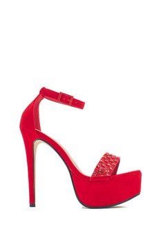 Bedazzle Me Red – La Shay's