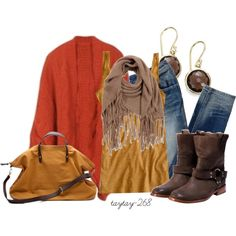 candy corn 3, created by taytay-268 on Polyvore