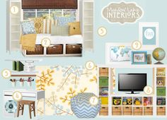 Meadow Lake Cottage: Budget-Friendly Playroom Redesign