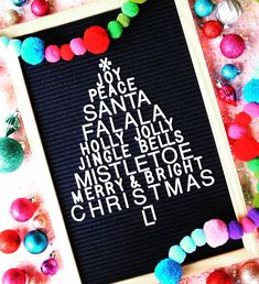 A fabulous list of Holiday Letter Board Ideas. Get inspired and have fun this Christmas with all of these awesome letter boards ideas, sayings, and quotes. sayings Holiday Letter Board Ideas and Inspiration Felt Letter Board, Felt Letters, Felt Boards, Word Board, Quote Board, Message Board, Christmas Quotes, Christmas Time, Christmas Snacks