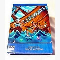 33.56$  Buy here - http://ali8v8.shopchina.info/go.php?t=32671361968 - Lifeboats  Board Game Puzzle Cards Games English/Chinese Edition Funny Game For Party/Family With  Free Shipping  #buyonlinewebsite