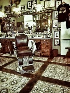 Barbershop Shorem Rotterdam Holland.