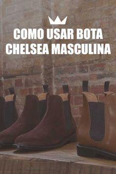 chelsea, bota, masculina, estilo, moda