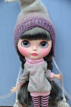 OOAK Custom Blythe Doll - SAKURA - Customized by Zuzana D.   eBay