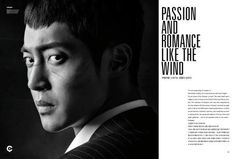 awesome Kim Hyun Joong at KWave magazine March 2014