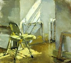 Mark Karnes - Chair with Sunlight, 2007