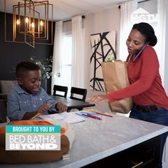 You've got a lot of to-dos on your list... finding a spot for groceries shouldn't be one of them! ✅ Keep calm in the kitchen with our tips for easy fridge and pantry organization that work for the whole family. 🥕🍅 Discover our fave products for kitchen storage and organization. #FreshStart Sponsored by Bed Bath & Beyond