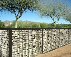 gabion wall fence - Yahoo Search Results