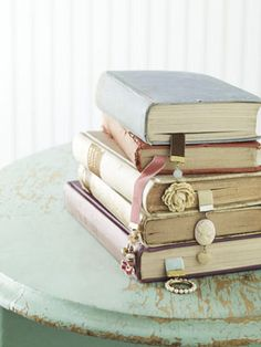 Charming Bookmark