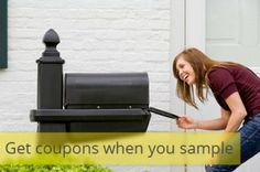 Get Freebies and Save on Future Purchases with Free Samples!