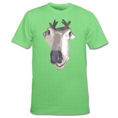 The Moose Tee shirt Premium Organic