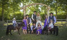 Heartland actress Amber Marshall's rustic ranch wedding