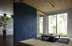 The Forest BF|木造注文住宅の住友林業 Japanese Culture, Modern House Design, My House, Windows, Curtains, Interior, Room, Furniture, Home Decor
