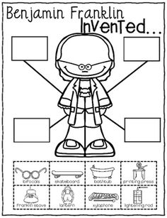 Inventors and Inventions Close Reads and Activities for