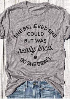 372384601 She Believed She Could Short sleeve Plus Size T-Shirt Shipped from U.S.A.  🇺🇸