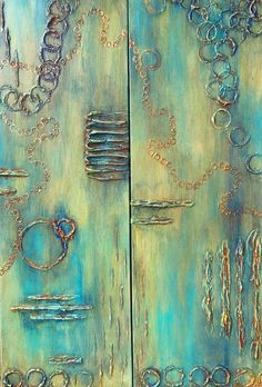 Check out this entry in Spotlight on Mixed Media Art!