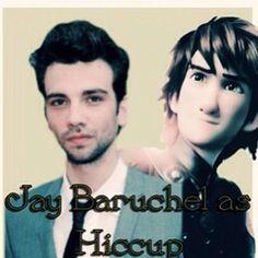 Instagram media by jelsa_4_life_ - #jaybaruchel #hiccup #howtotrainyourdragon
