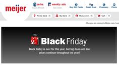 Meijer Black Friday 2014 Sales and Ads at blackfriday.fm: http://www.blackfriday.fm/ad/meijer