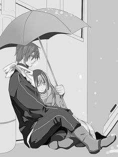 Noragami~Yato and Hiyori