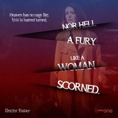 BBC one's Dr Foster starring Suranne Jones, September 2015 - best thing on tv evs! Dr Foster Bbc, Doctor Foster Bbc, The Fosters, Hollywood Songs, Tv Series 2016, Suranne Jones, Bbc One, Film Strip, Great Tv Shows