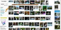 Image Finding Tool: Compfight  Compfight is a handy tool to find Flickr images without having to search through the cumbersome interface of Flickr itself.