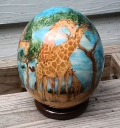 Hey, I found this really awesome Etsy listing at https://www.etsy.com/listing/462410312/vibrant-exotic-south-african-ostrich-egg