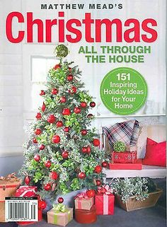 Matthew Mead's Christmas (2013) All Through The House - Brand New