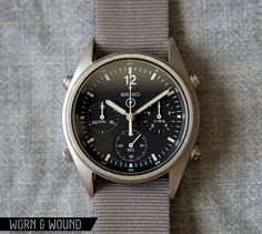 Time Spec: Seiko 7A28 RAF Gen 1 Chronograph | watch reviews on worn&woundwatch reviews on worn&wound