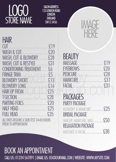 311 Salon Marketing Cards Beauty Lips Pink | Salons and Lips