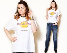 hard rock cafe tshirt outfit casual