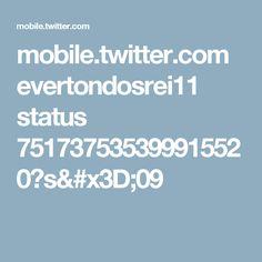 mobile.twitter.com evertondosrei11 status 751737535399915520?s=09