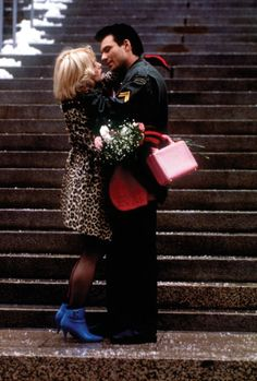 """""""That's the way romance is. Usually, that's the way it goes, but every once in awhile, it goes the other way too. Christian Slater, True Romance, Romance Movies, The 1975, Patricia Arquette, Image Film, Courthouse Wedding, Por Tv, Tumblr"""