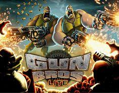 Gun Bros Lite - Estos valientes hermanos estan decididos a eliminar las fuerzas de T.O.O.L, destruye todos los robots enemigos que se pongan en tu camino, en este juego de accion y disparos.