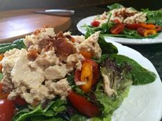 The Melody of Cooking: Simple Post-Workout Tuna Salad and Workout